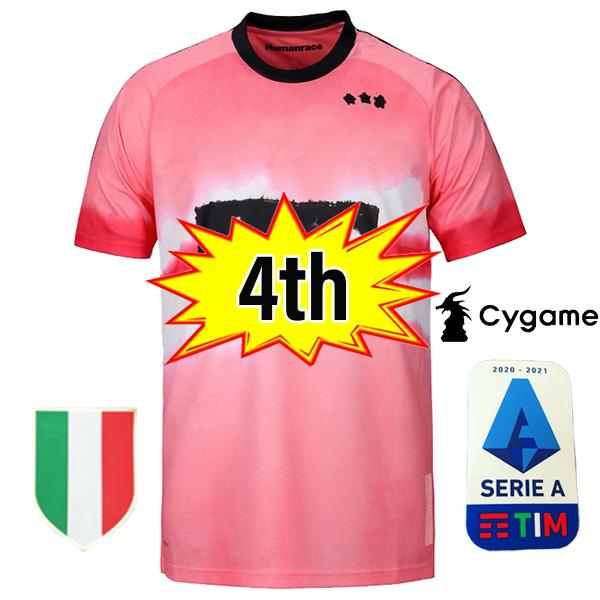 4th serie a patch