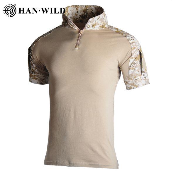 Shirt Desert Digital