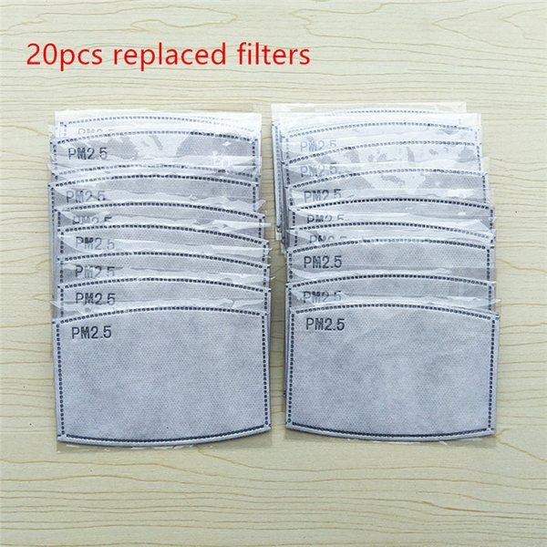 20pcs filtreler