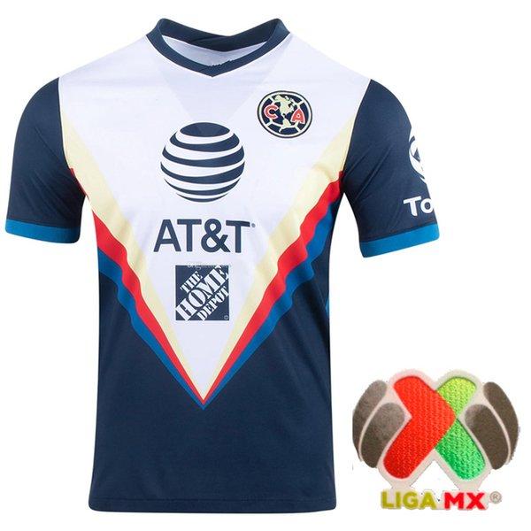 QM735 2020 Away Liga MX patch