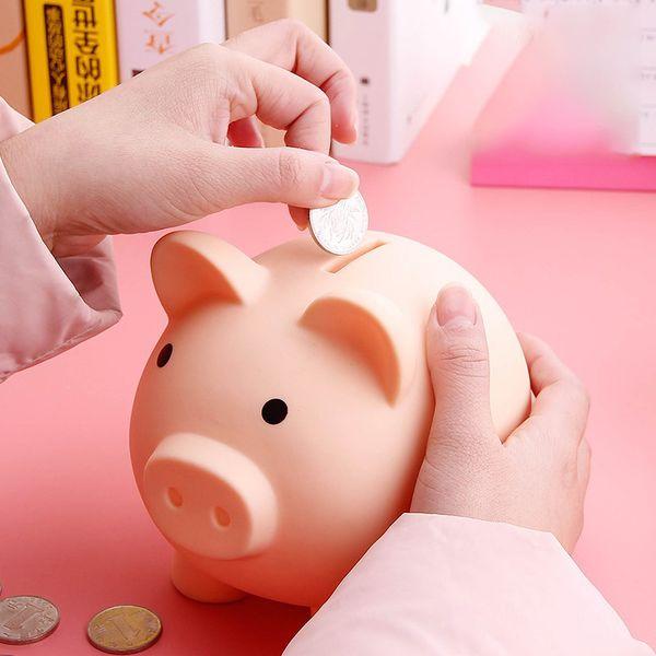 best selling Small Piggy Bank Money Boxes Storage Kids Toys Home Decor Money Saving Box Children Piggy Money Bank