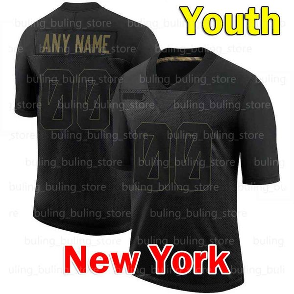 Personalizzato 2020 New Youth Jersey (J R)