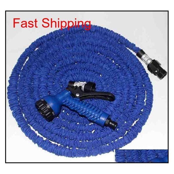 best selling 75ft 100ft Expandable Magic Flexible Garden Hose Aliumum Conector For Car Water Hose Pipe Plastic Hoses To Wateri jllYIq sport777