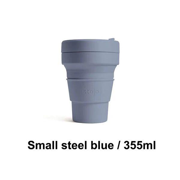 Pequeno Blue Steel 355
