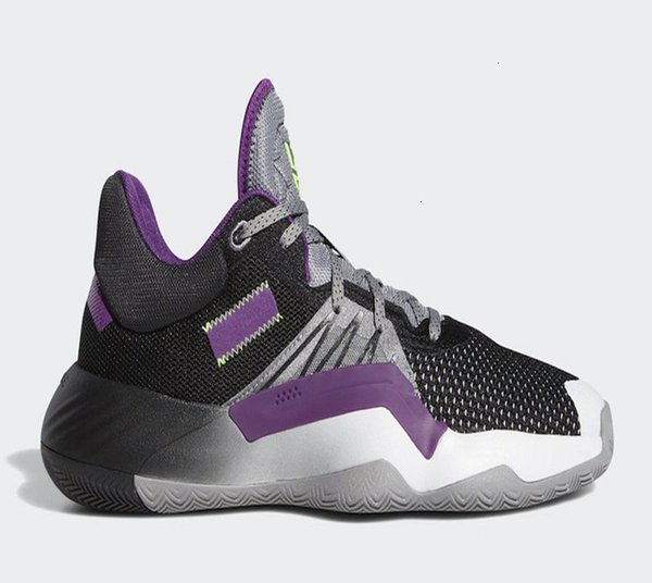 best selling D.O.N. Issue 1 Joker Men Basketball With High Quality Donovan Mitchell PE Shoes Size 40-46