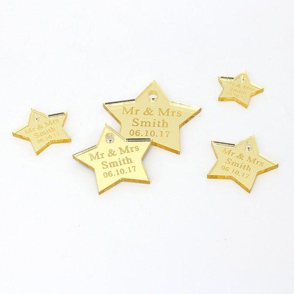 Ouro com Hole-4 Cm
