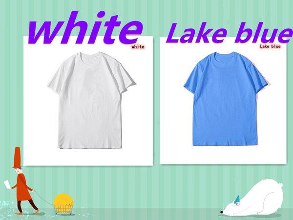 11 branco + lago azul