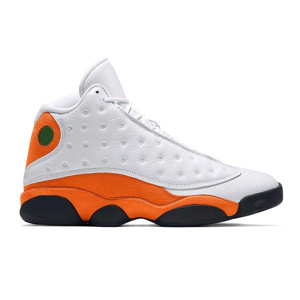 9 white orange