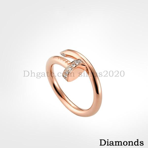 Diamanti Rose Gold