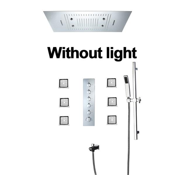 LED 빛없이 수직