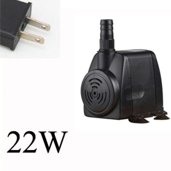 Adaptador de enchufe con nosotros 22w