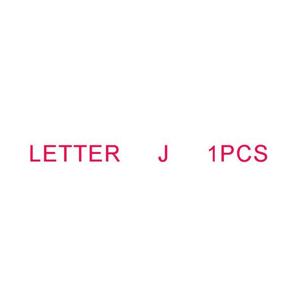 Letra J 1PCS