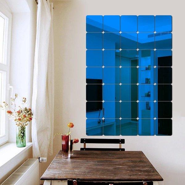 15x15cm azul 6pcs