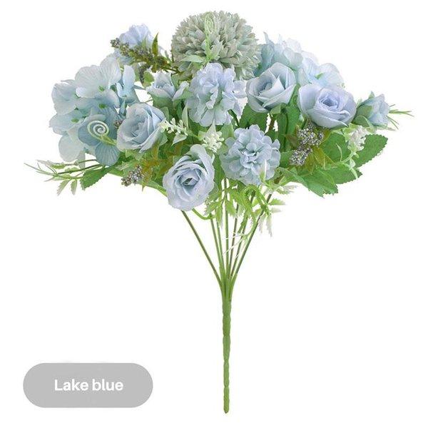 Rose Lago Azul