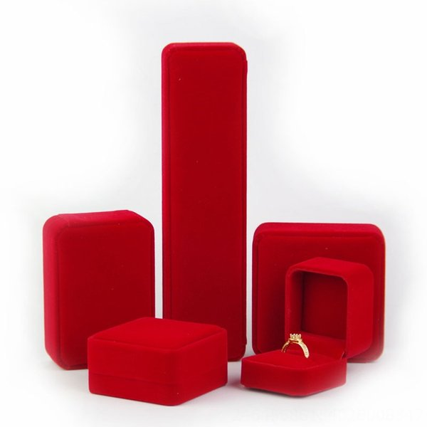 Big Red-Ring Box