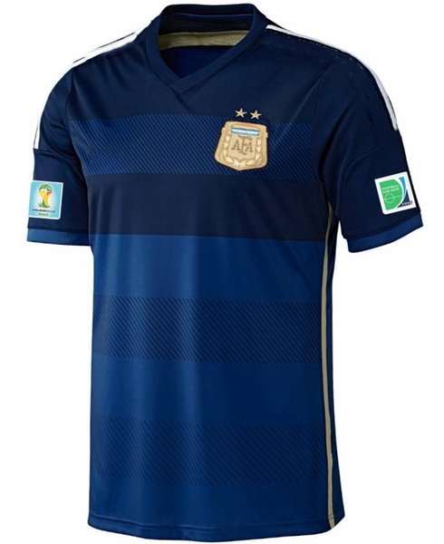 WC loin maillot 2014