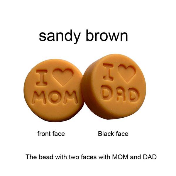 Brown sabbioso