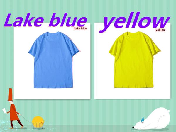 19 озеро синий + желтый