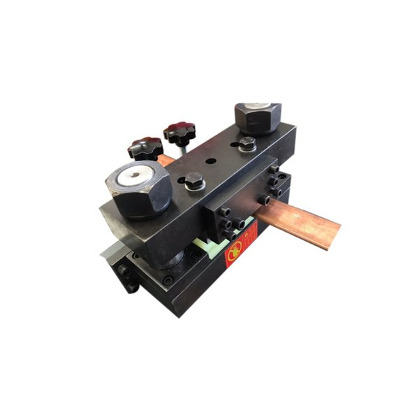 top popular Manufacturing Plant Copper Busbar Machine For Brass Plate 2020