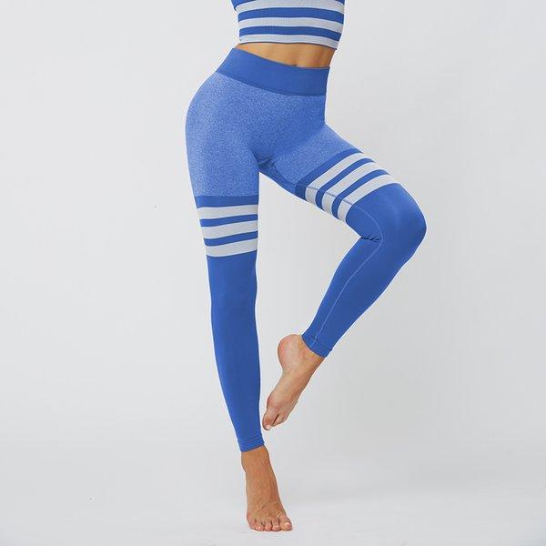 6088 pantalones - azul real