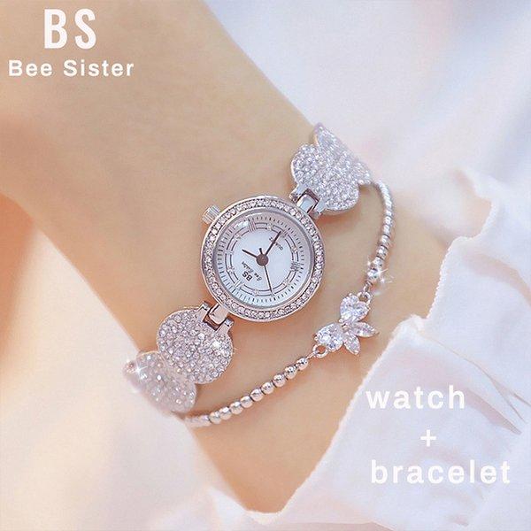 Argento-con braccialetto