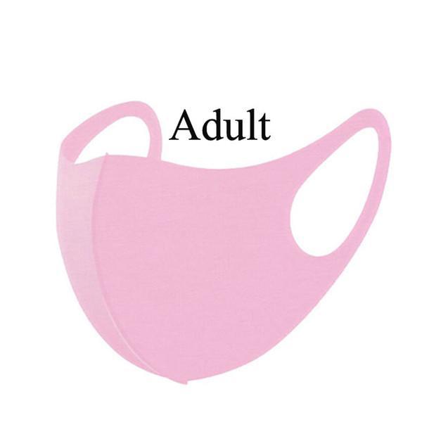 Взрослый розовый