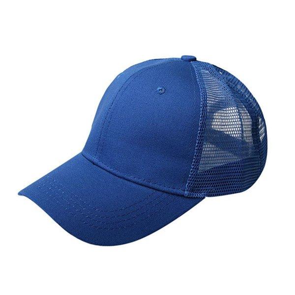 cotton sapphire blue