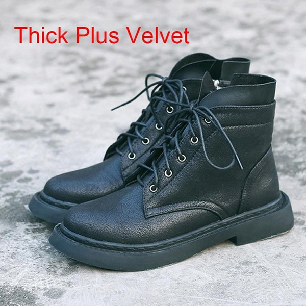 dicker plus velvet.