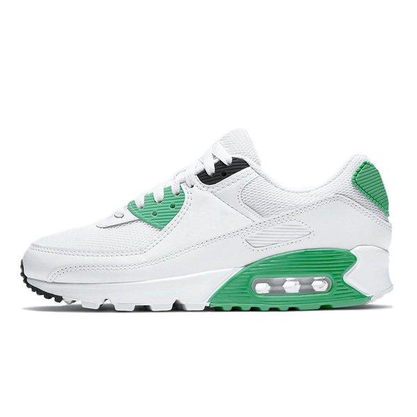 36-45 White Green