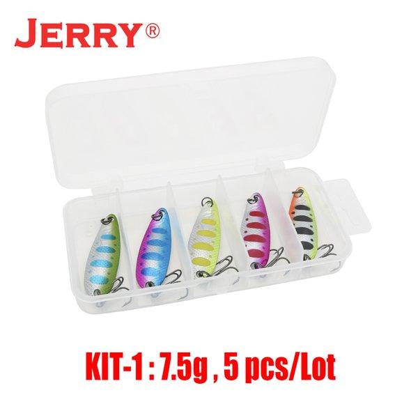 Kit1 5pcs with Box