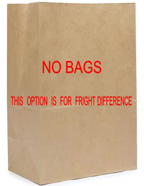Pas de sacs