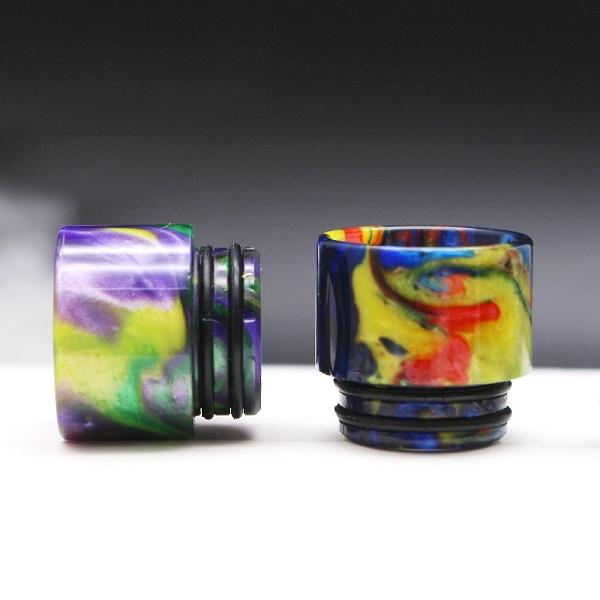 810 Resin Drip Tip(mix color)