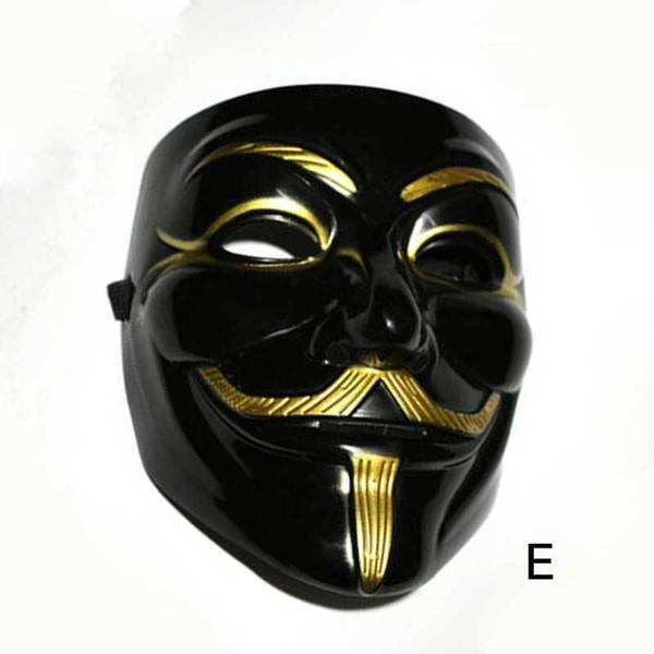 е (черный Имеет Eyeliner)