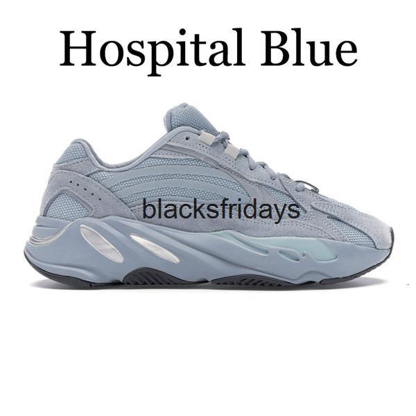 Hospital azul