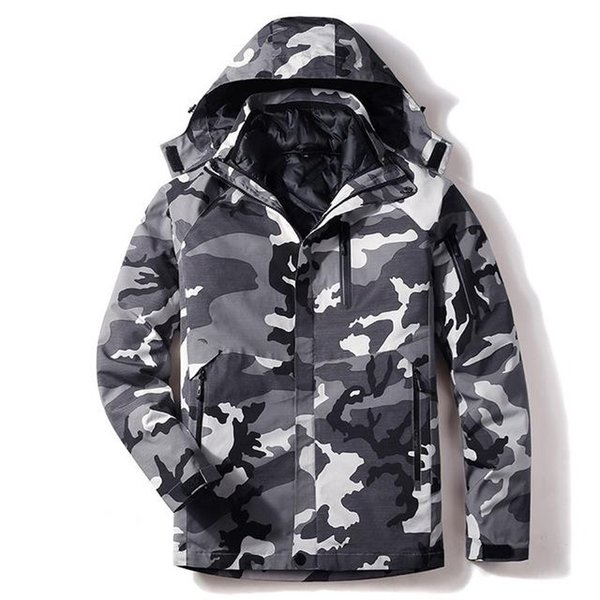 Camouflage gray