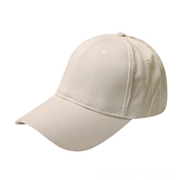 Cappellino da baseball cotone cotone - beige