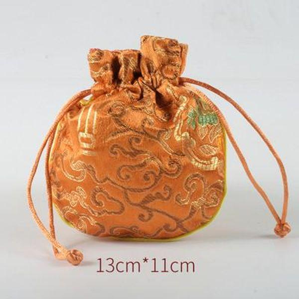 Orange China 11x13cm.