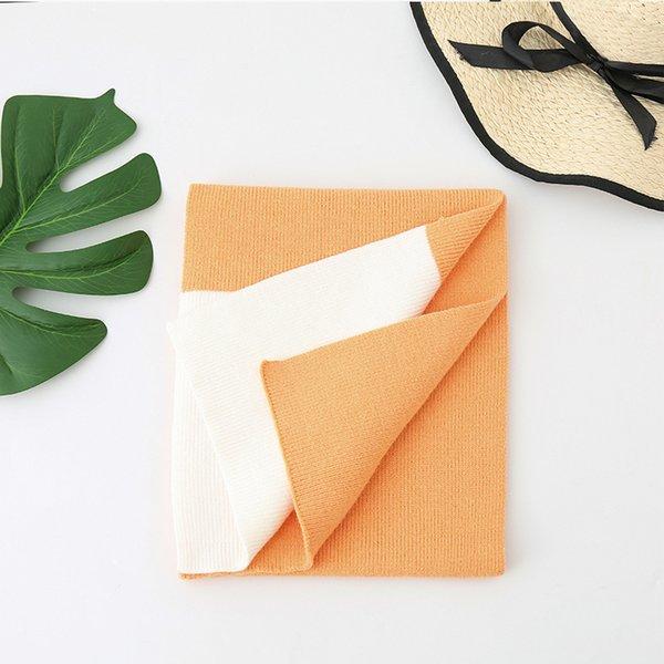 Orange White-110x15cm