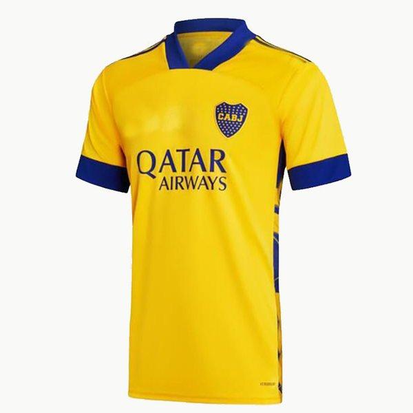 Boca Juniors Üçüncü Sarı