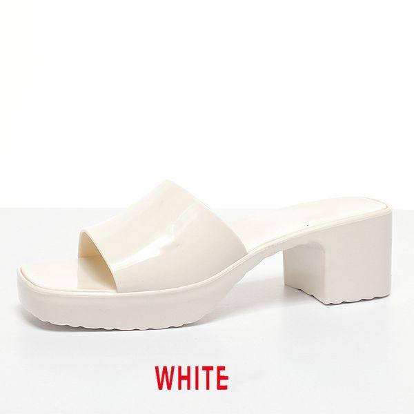 Bianco con logo.