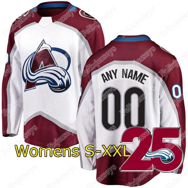 Away Jersey Womens S-XXL