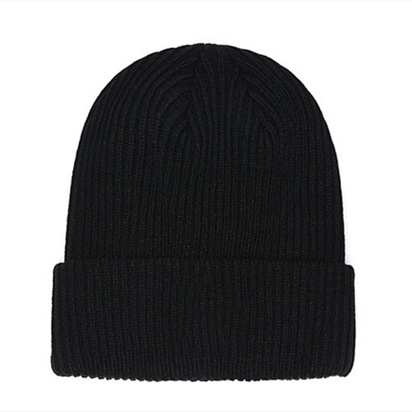 best selling New France fashion beanies hats bonnet winter beanie knitted wool hat plus velvet cap skullies Thicker mask Fringe hats man