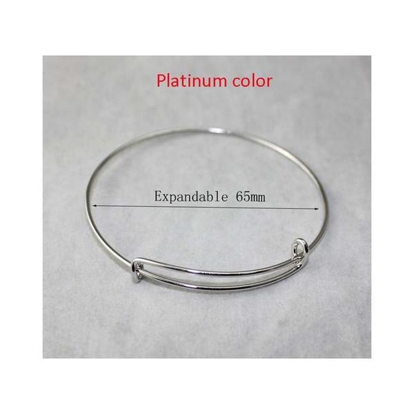 Colore platino di 65mm