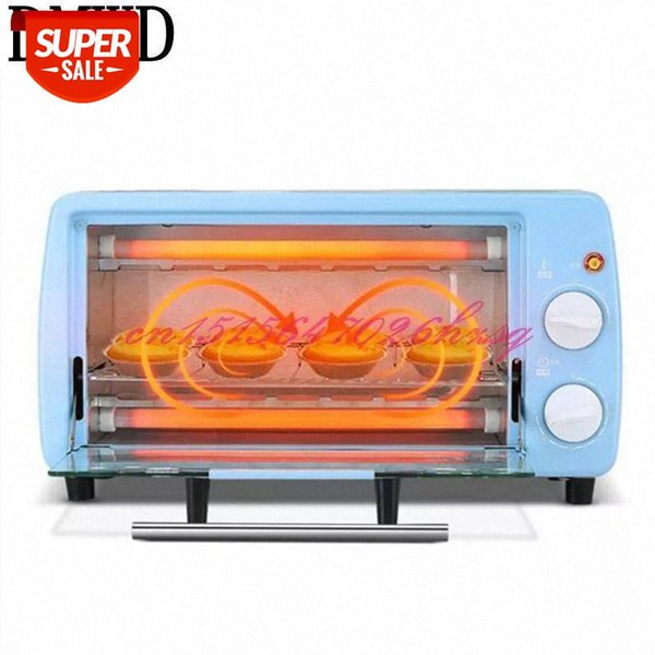 best selling DMWD 700W 12L Household Electric Mini Multifunctional Full automatic Baking machine Two tubes Precise temperature control Timing #0A33