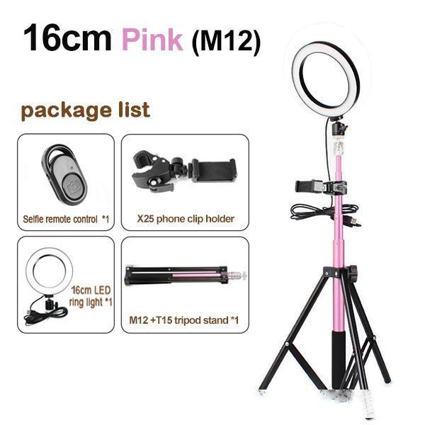 16cm pink kit