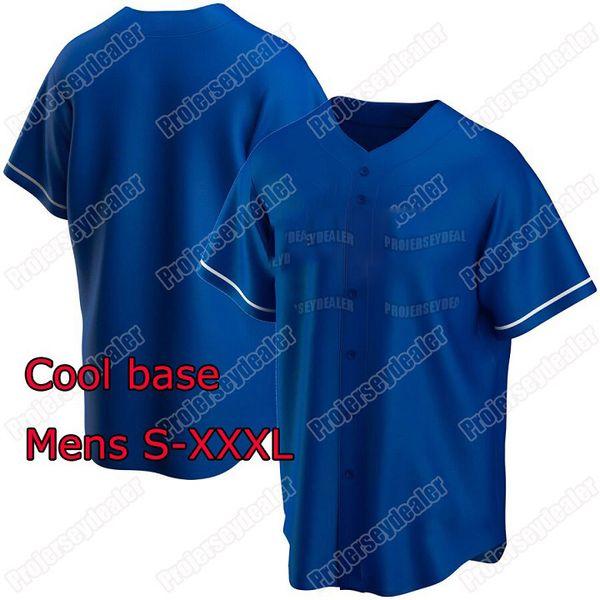 Blue Cool Base Mens S-XXXL