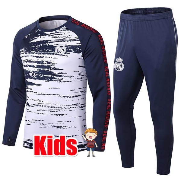Niños 2021 Real Madrid Impresión