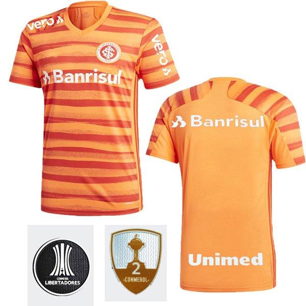 2020 3º + patrocinadores + Libertadores