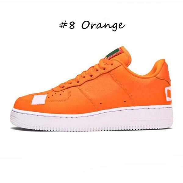 #8 Orange