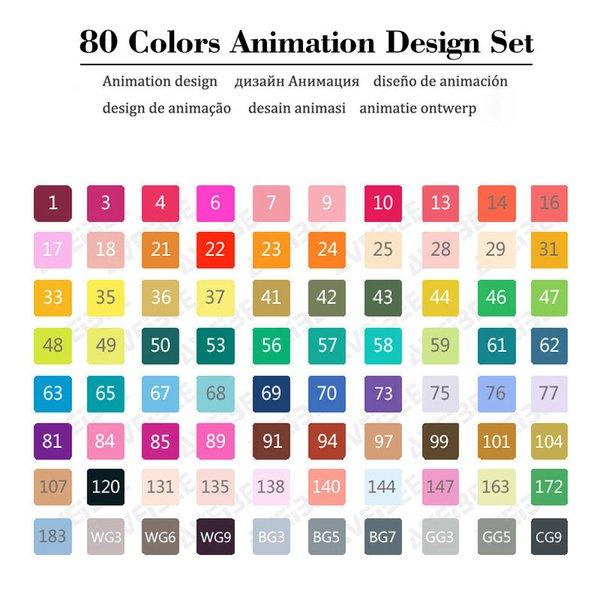 80 set di animazione